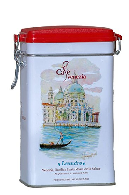Cafe Venezia - Tin Coffee Container