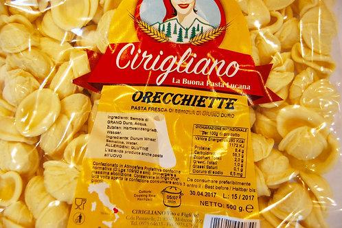 Cirigliano - Orecchiette