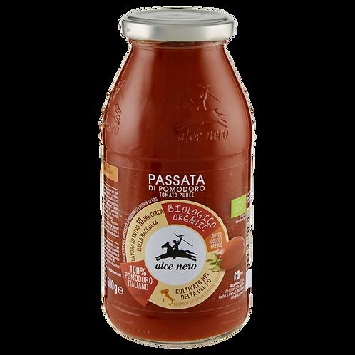 Organic Passata - Organic Tomato Pure