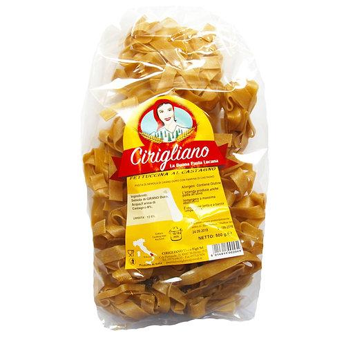 Cirigliano - Chestnut Flour Tagliatelle
