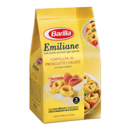 Barilla - Parma Ham Tortellini Pasta