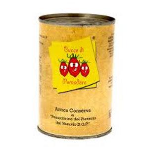 Cherry Tomatoes from Piennolo Del Vesuvio  region D.O.P. - Pomodorino del Pienno