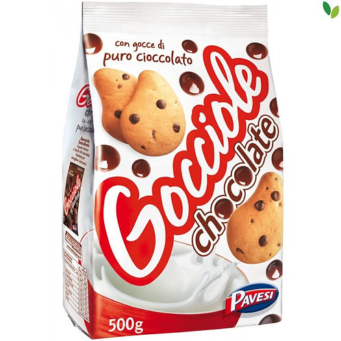 Pavesi - Gocciole Chocolate Cookies
