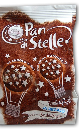 Mulino Bianco - Pan di Stelle Chocolate Cookies