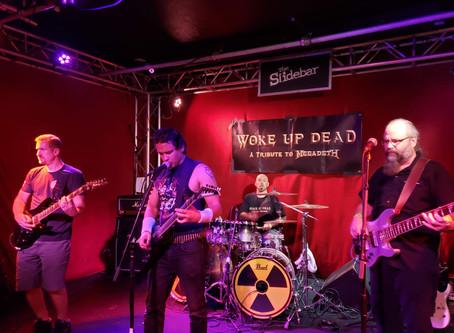 Woke Up Dead Rocks The Slidebar Rock 'n' Roll Kitchen