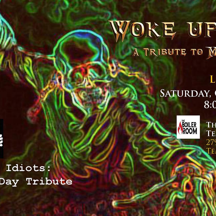 Woke Up Dead live at the Boiler Room