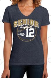 Senior Softball #12