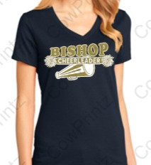 Bishop Cheerleader
