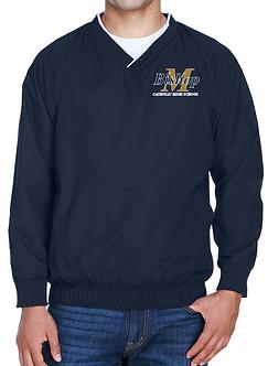 Wind & Water Resistant Microfiber Wind Shirt