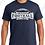 Thumbnail: Cotton/Poly Blend 1-Color Football T-Shirt