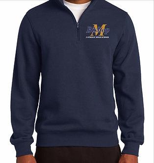 1/4 Zip Fleece Sweatshirt