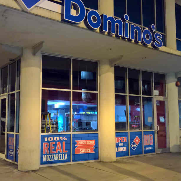 COMMERCIAL (Domino's)