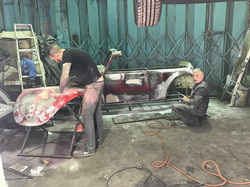 bespoke Metal Work and fabrication Essex