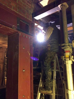 Structural Steel Columns and Beams