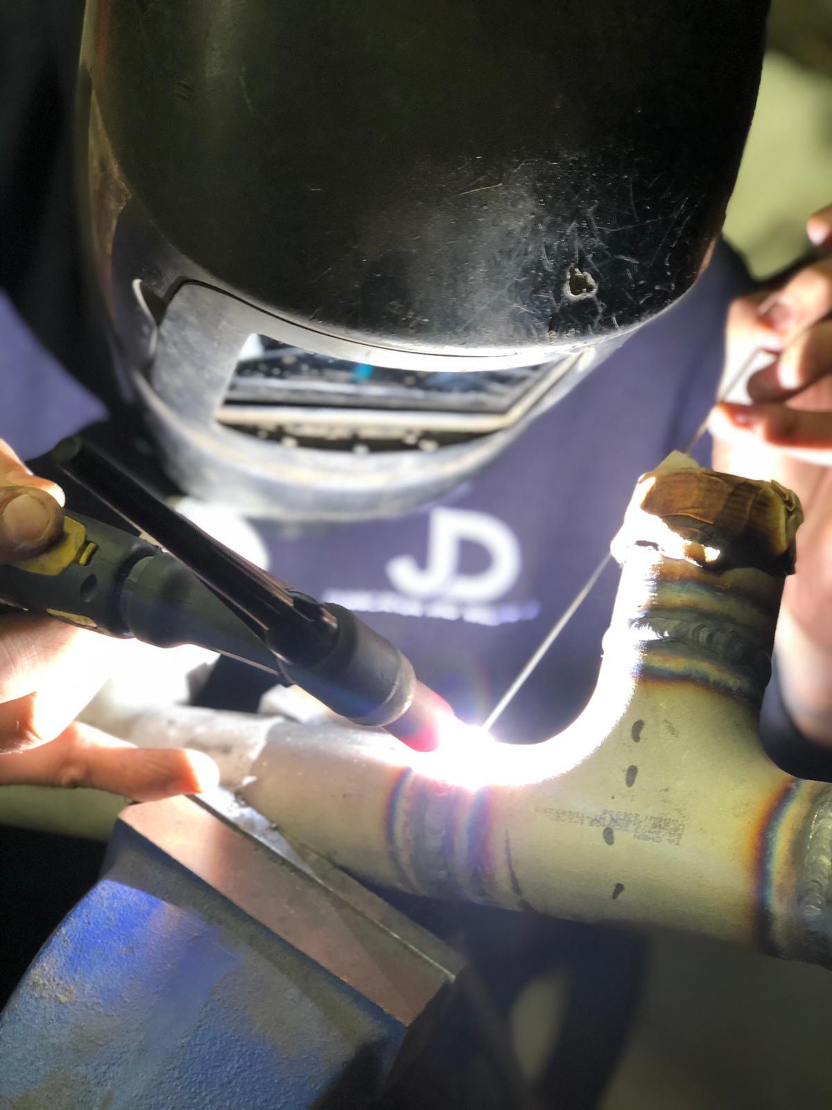 commercial industrial welding welder fabricator essex london