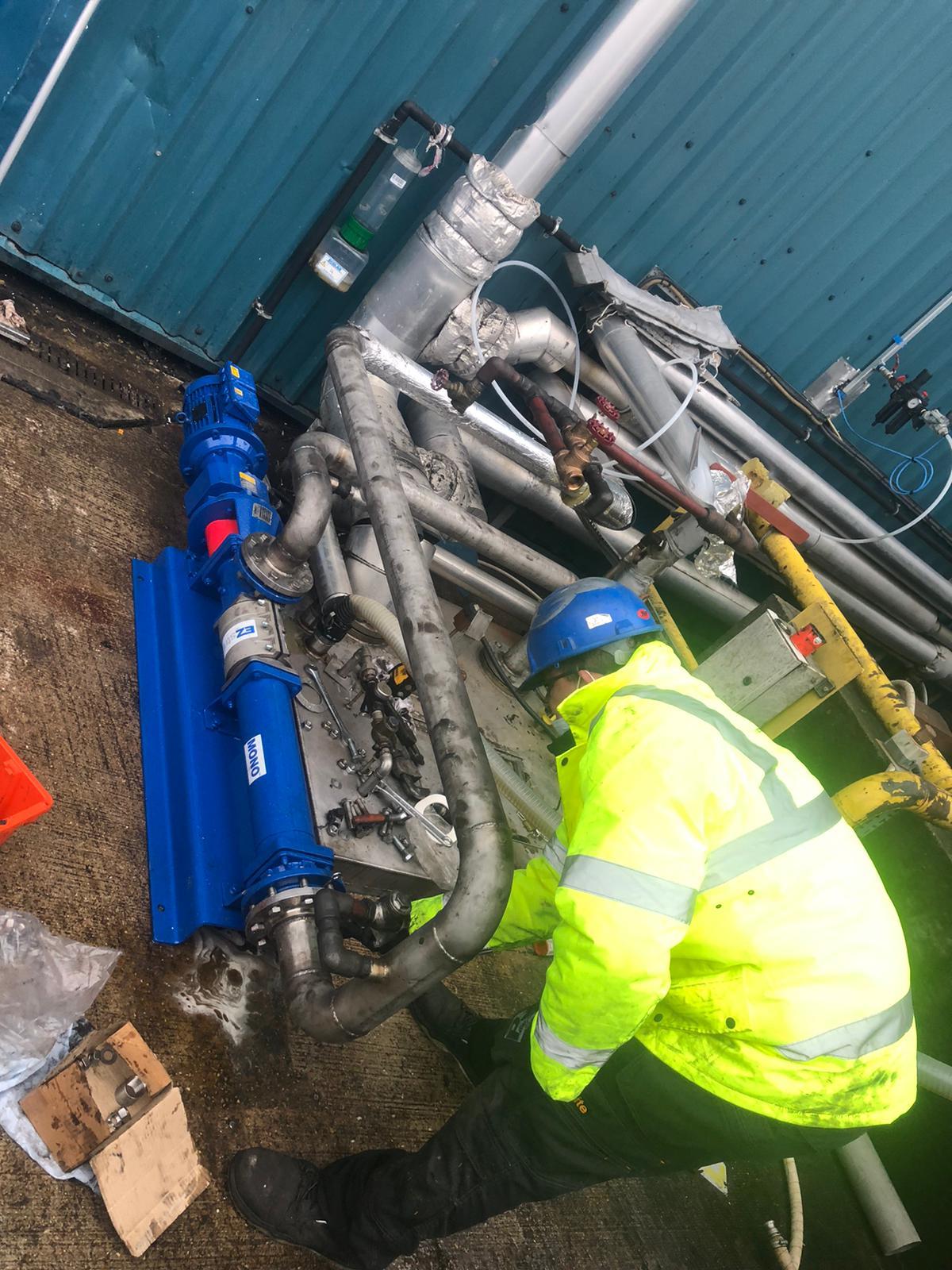 Pipe Welding Engineers Welder Essex London