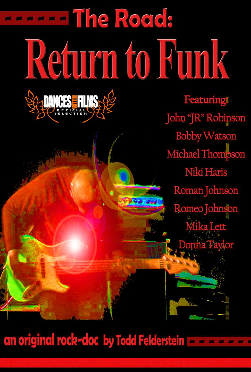 The Road: Return to Funk