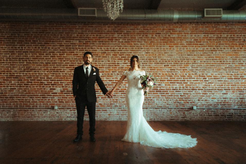 Ryan & Courtney