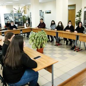 Прошёл круглый стол «Письменные источники и их роль в сохранении исторической памяти»
