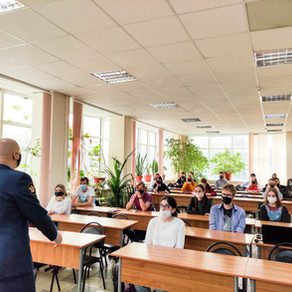 Встреча с сотрудником УФСИН России по Республике Адыгея
