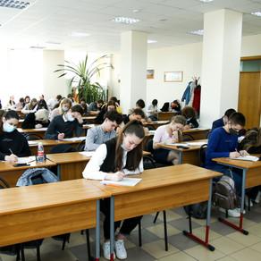 На историческом факультете состоялся отборочный тур игры «Умники и умницы»
