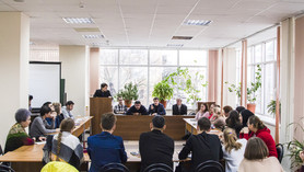 Приглашаем на VI заседание Дискуссионного клуба
