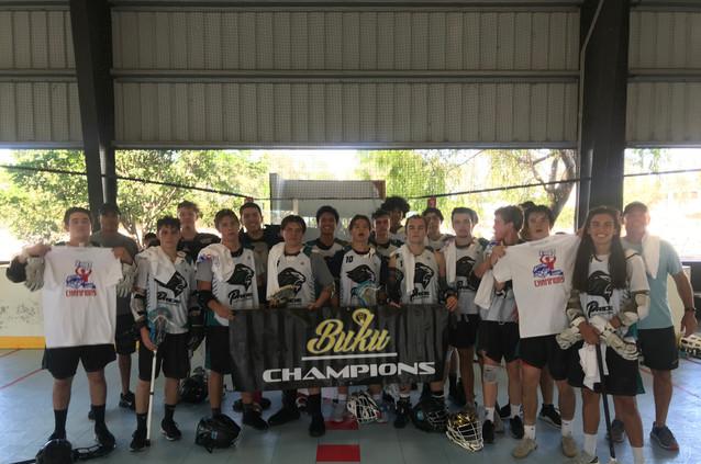 Silver Varsity Champions - Pride Corona.