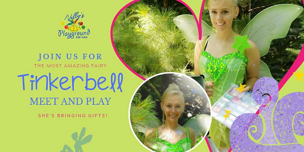 Tinkerbell Meet and Play