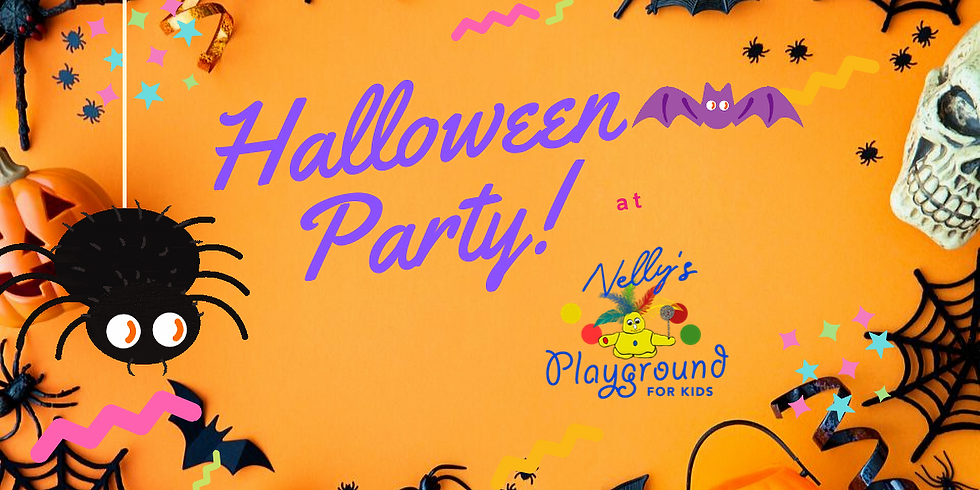 Nelly's Incredible Halloween Party!