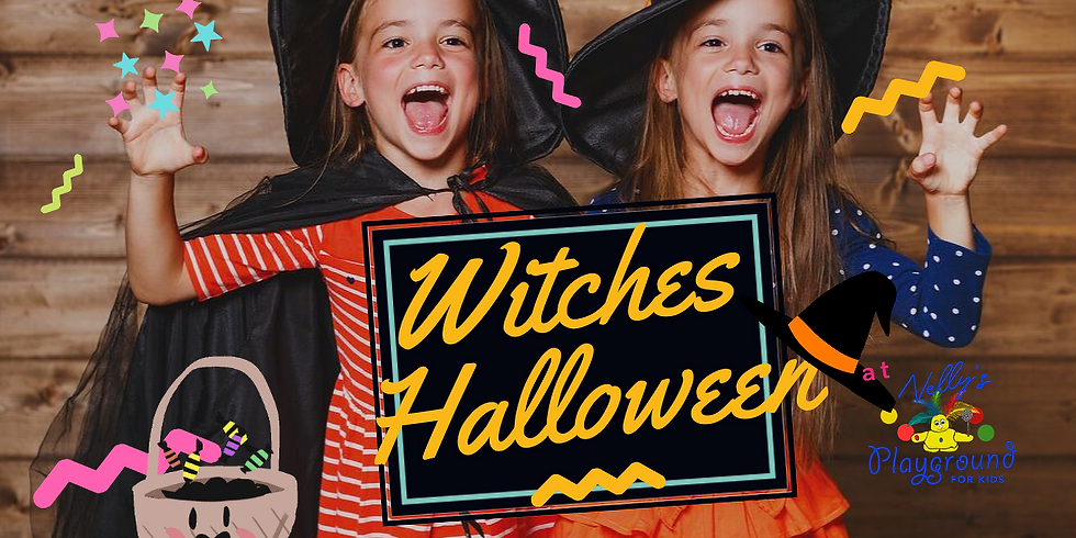 Witches Halloween Day!