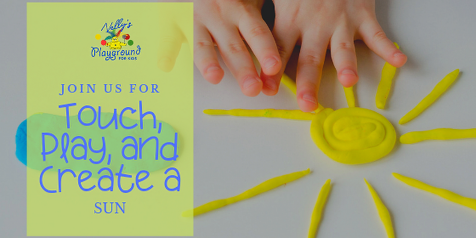 Touch, Play, and Create a Sun
