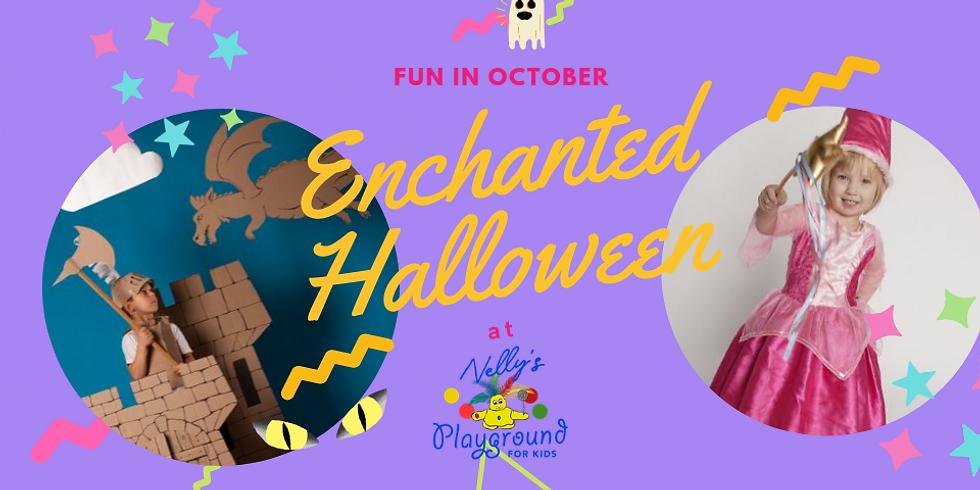 Enchanted Halloween Day!