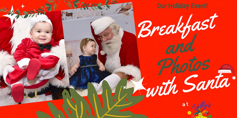 Breakfast and Photos with Santa (Ticket Event)
