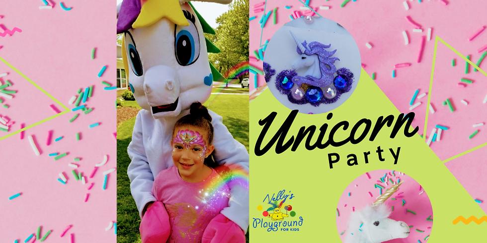Unicorn 🦄 Party