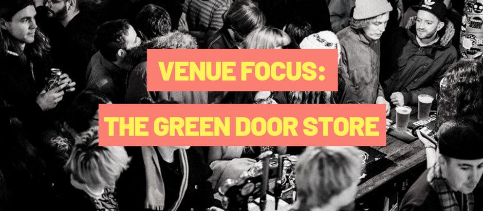 VENUE FOCUS: The Green Door Store