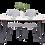 Thumbnail: שולחן אוכל סקנדינבי