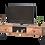 Thumbnail: מזנון טלוויזיה עץ מלא