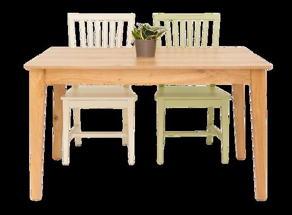 שולחן מלבן 130 סמ