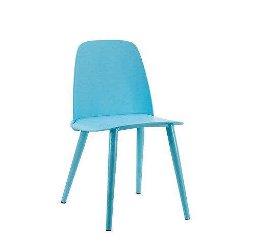 כסא סבבה תכלת