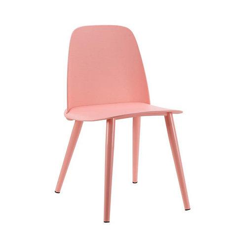 כסא סבבה ורוד