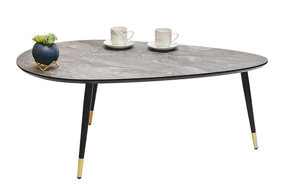 שולחן טיפה מרבל