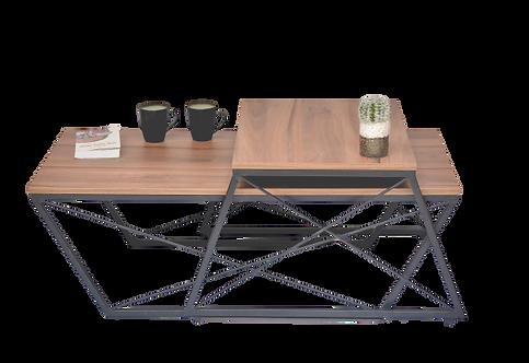 שולחן משולב ברזל