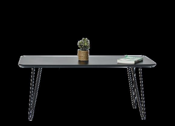 שולחן מלבן שחור