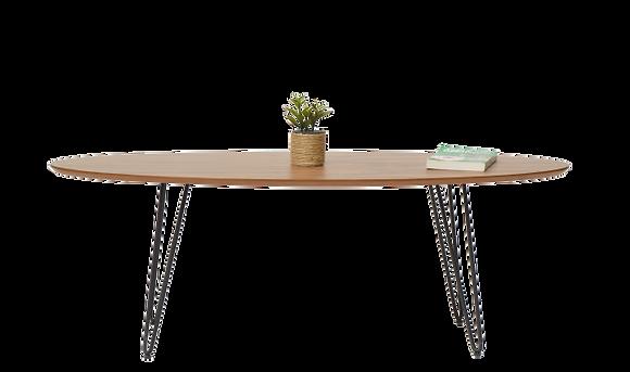 שולחן אובלי אמריקאי