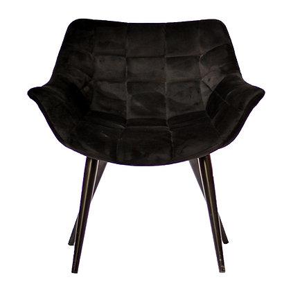כורסא הולנדית שחורה
