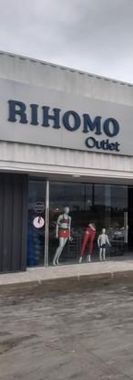 Loja Fábrica Rihomo