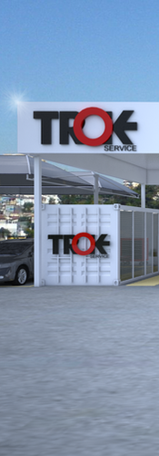 Trok Service Container