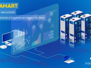 Stocare securizata si monitorizare cu Datamart