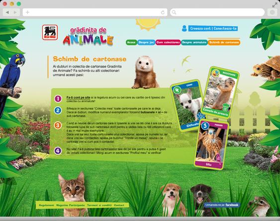 Animal Kindergarten 4