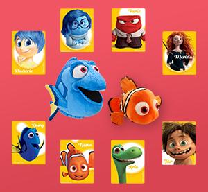 într-adevăr confortabil diverse culori vânzare bună Hochland - Collect Disney/Pixar magnets and plushes!   Interactions.ro